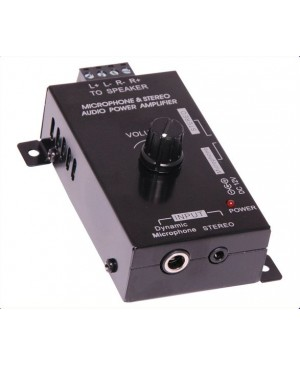 Dual Input 15W Stereo Amplifier A3043