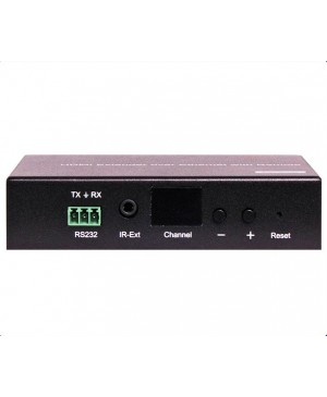 HDMI Over IP UTP Balun Receiver, POE IR and RS232