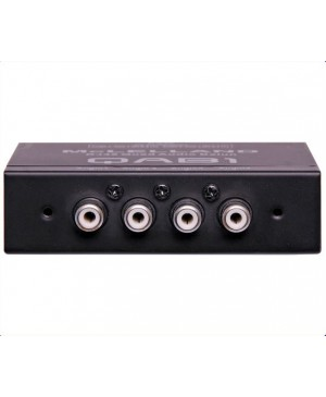 4 Channel Audio UTP Extender Balun