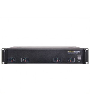 Redback Phase5 Public Address Amplifier 4x60W A4264