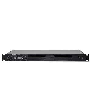Redback 100V Class H Public Address (PA) Power Amplifier 2x60W A4304A