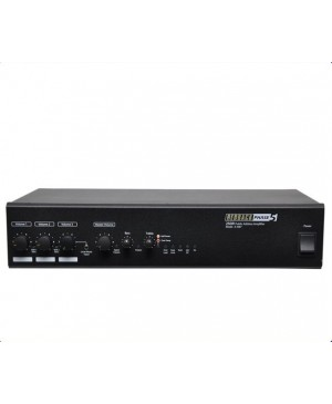 Redback Phase 4 Public Address Amplifier 250W 4 Input A4387