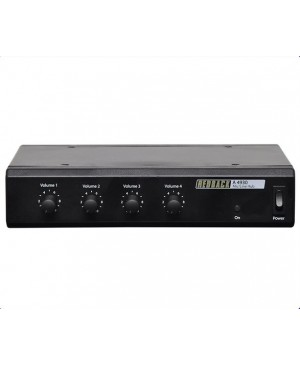 Redback Four Output Microphone/Line Hub
