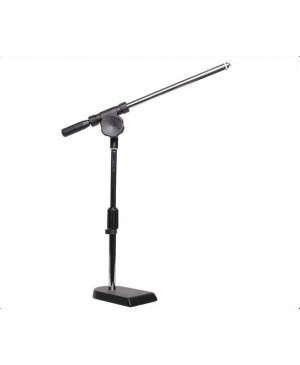 CLEARANCE: Microphone Stand, Desktop, Black, Boom Arm C0505A