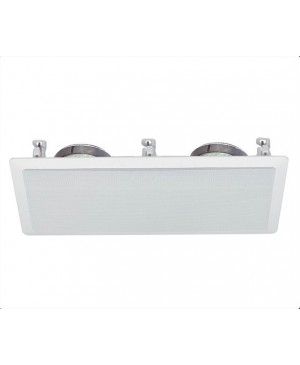 Opus One 2x13cm 30W 2Way Centre Ceiling Wall Speaker C0860A