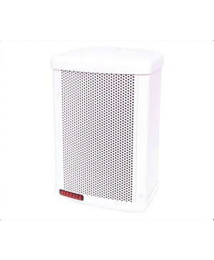 Redback 30W 100V White Weather Proof Speaker Monitor