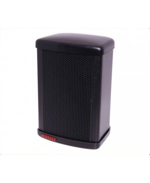 Redback 30W 100V Black Weather Proof Speaker Monitor