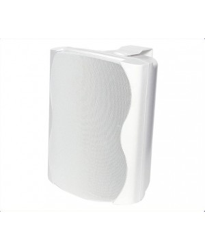 Opus One 85W 8 Ohm Wall Mount White Speaker Pair