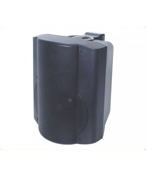 Redback 130mm 30W 2 Way Black Active Speaker Pair