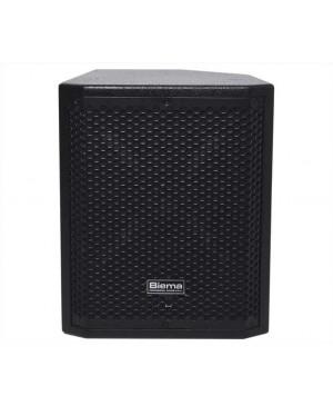 Biema 2 Way 20cm 75W Coaxial PA Pro Speaker Pair C1023A