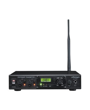Okayo UHF Wireless Audio Link Transmitter 520-544MHz C7282A