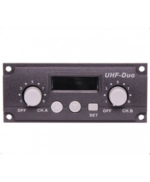 Okayo UHF Wireless Dual Microphone Receiver Module