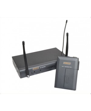 Redback UHF Wireless Microphone System, Beltpack Mic 16 Ch