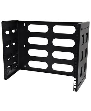 Zip Rack 8U Folding Wall Mount Rack H4622