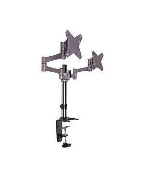 Altronics 100mm VESA Dual Desk Mount LCD Bracket H8222A