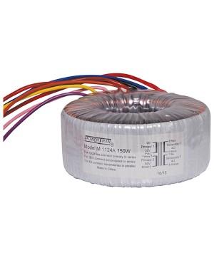 Powertran 150W 100V Line 4-16 Ohm Audio Toroidal Transformer M1124A