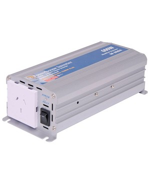 Powerhouse 600W 12V DC To 240V AC Modified Sinewave Inverter M8084