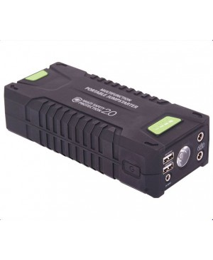20000mAh 1000A Lithium Automotive Battery Jumpstarter Pack M8195A