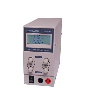 Powertran 30V 3A Regulated Bench Top Power Supply M8303