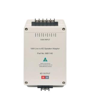 Redback 100V Line To 8 Ohm Speaker Transformer Adapter MB1140
