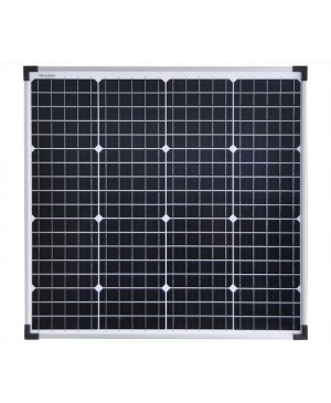 Powerhouse 65W 12V Monocrystalline Solar Panel N0065F