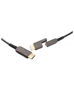 Dynalink 70m Removable Head Active Optical (AOC) HDMI Cable P7446