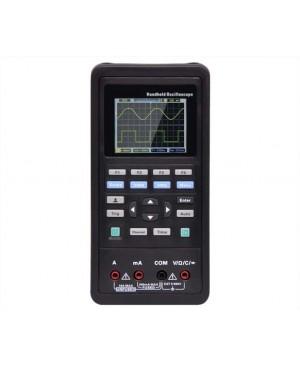 40MHz LCD Handheld Oscilloscope Digital Multimeter Q0102