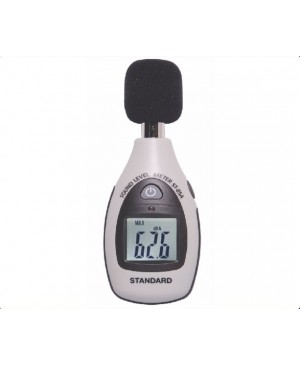 Sound Level Meter,Pocket Size,130dB,1.5dB Accuracy,Inc Bat