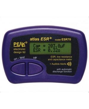 Peak ESR PLUS Capacitor Analyser Q2105 ERS70