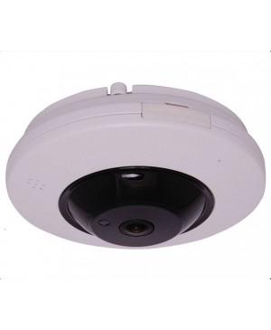 4 Megapixel Fish Eye Lens Wi-Fi IP PoE Dome Camera
