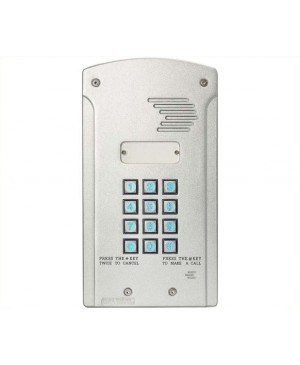 ECA Multi Apartment GSM Wireless Intercom 4WIR Made in Australia S9480