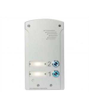 ECA Wireless GSM 2CH Backlit Intercom Made in Australia GSM18V82L S9492