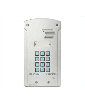 ECA Wireless 1CH Keypad Backlit Intercom Made in Australia GSM18V9L S9495