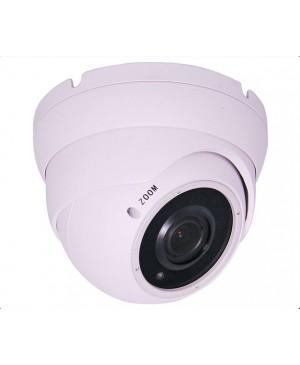 3.0 Megapixel Weatherproof Vari-Focal IP PoE Dome Camera