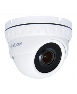Efocus Network IP Infra-Red 5MP Vari-Focal Dome Camera With POE S9832B