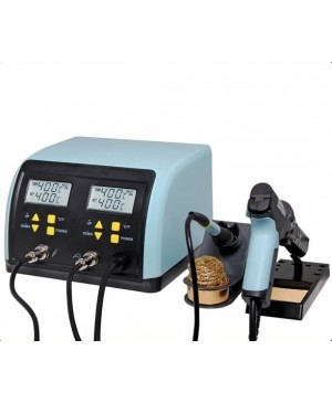 Micron Combo 60W Soldering,90W Vacuum Desolder Station