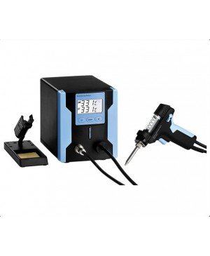 Micron Temperature Controlled 90W Vacuum Desolder Statn