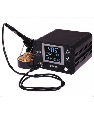 Micron Lead Free Touchscreen Soldering Station 100W T2460A