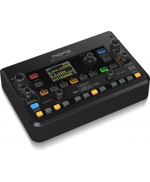 Midas Dual 48 Channel Personal Monitor Mixer, SD Card Recorder, Stereo Mic DP48
