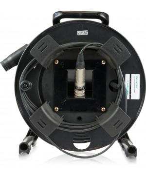 Midas Ruggedised Multimode Optical Fibre Cable (150 Metre Reel) FIBRE150M