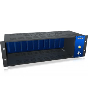 Midas 500 Series Rackmount Chassis, 10 Modules, Audio Routing L10