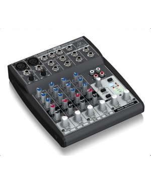 Behringer 802 8-Input 2-Bus Mixer,XENYX Mic Preamps
