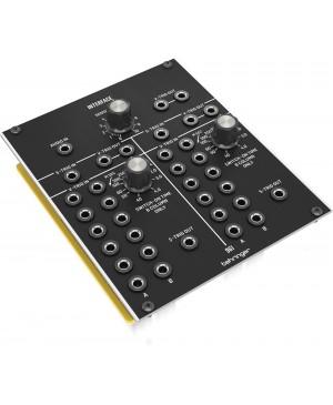 Behringer 961 Analog Multi-Channel Trigger Converter Module For Eurorack