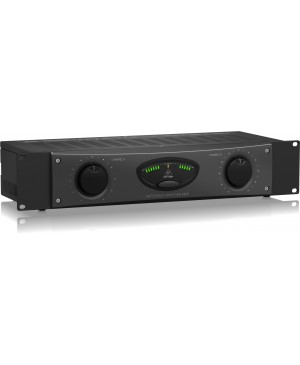 Behringer A800 800Watt Reference-Class Power Amplifier
