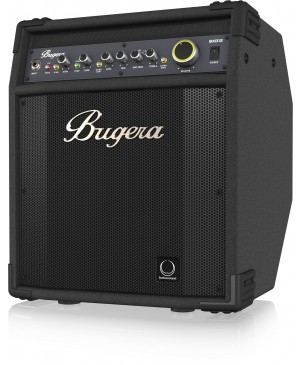 "Bugera BXD12 1000W Bass Amplifier,12"" TURBOSOUND Speaker"