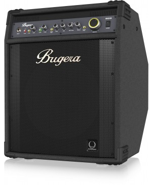 "Bugera BXD15 1000W Bass Amplifier,15"" TURBOSOUND Speaker"