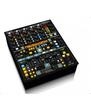 Behringer DDM4000 5-Ch Digital DJ Mixer,Sampler,4 FX Sectn