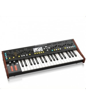 Behringer DEEPMIND 6 Analog 6 Voice Polyphonic Synthesizer,FX