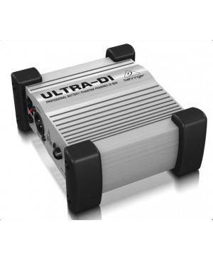Behringer DI100 Battery / Phantom Powered DI-Box
