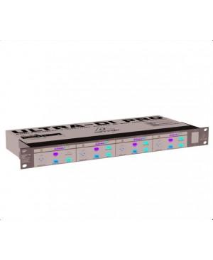 Behringer DI4000 Professional 4-Channel Active DI-Box